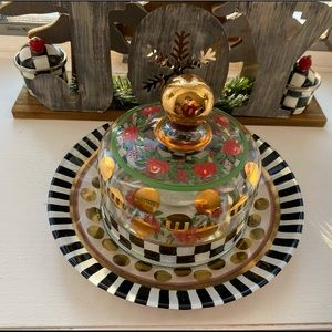 Gorgeous dessert dome